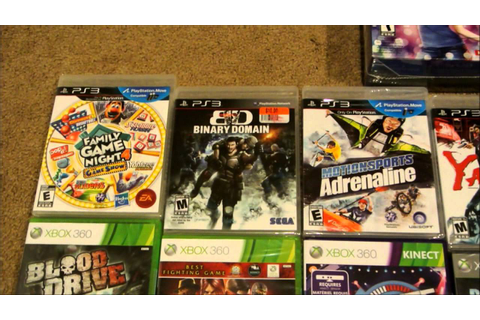 Big Lots Store - 101 Sealed Video Games at 75% off (Xbox ...