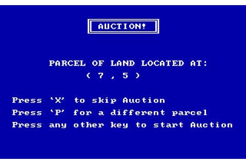 Oil Barons (Epyx) Download (1983 Simulation Game)