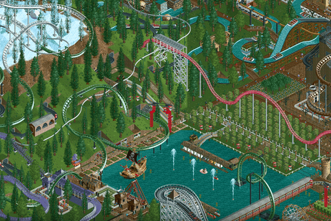 First two RollerCoaster Tycoon games arrive on Android ...