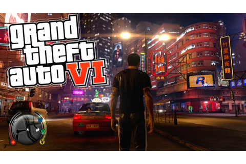 GTA 6 - Grand Theft Auto VI: Official Gameplay Beta ...