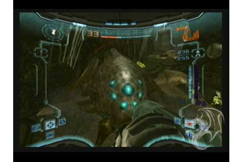 Metroid Prime 2 Echoes: Game Over Scene - YouTube