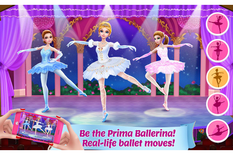 Pretty Ballerina - Android Apps on Google Play