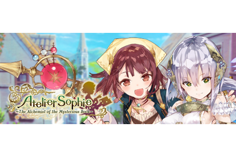 News - Now Available on Steam - Atelier Sophie: The ...