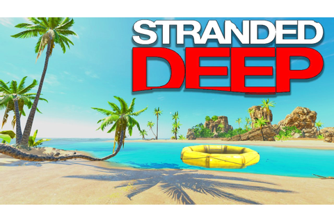 STRANDED ON A ISLAND!?! - Island Survival Game | Stranded ...