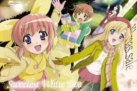Canvas 2: Niji-iro no Sketch: Sweetest White Eve - Minitokyo