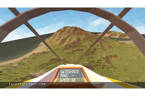 VR Stunt Flyer 'Faceted Flight' Preview, Kickstarter Now ...