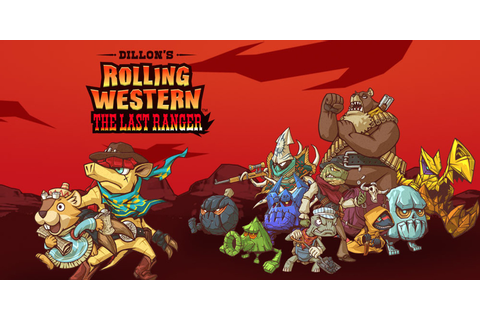 Dillon's Rolling Western: The Last Ranger | Nintendo 3DS ...