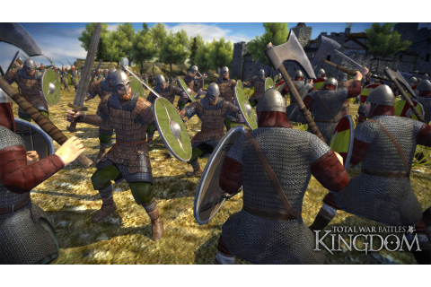 Vikings in Total War Battles: Kingdom | PC Games n News