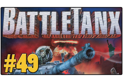 BattleTanx Review - Definitive 50 N64 Game #49 - YouTube