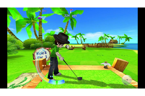 Lets Play: Let's Golf! 3 - Mac Game Gameplay Walkthrough ...