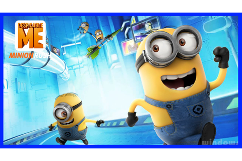 Despicable Me - Minion Rush Playthrough - Minions Rush ...