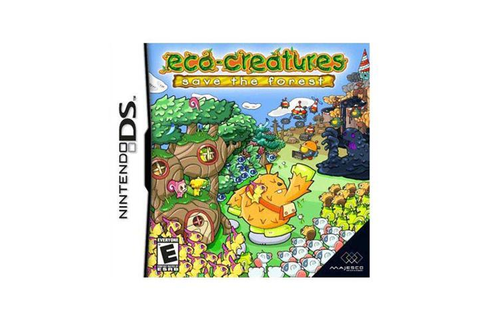 Eco Creatures: Save the Forest Nintendo DS Game - Newegg.com