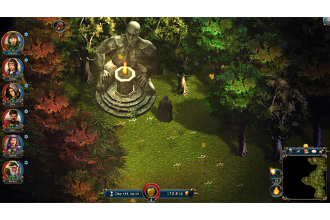 Lords of Xulima | macgamestore.com
