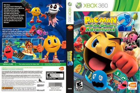 Verdugo Online: Pac.Man.And.The.Ghostly.Adventures.2.XBOX360