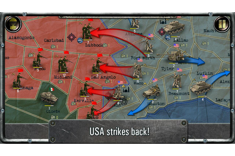 Featured Android Game Review: Strategy & Tactics: USSR vs ...