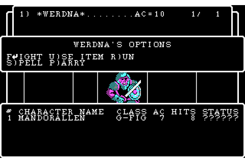 Wizardry IV: The Return of Werdna Download - Old Games ...