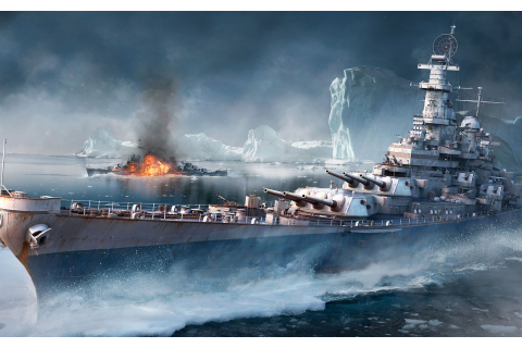 World Of Warships Game, HD Games, 4k Wallpapers, Images ...