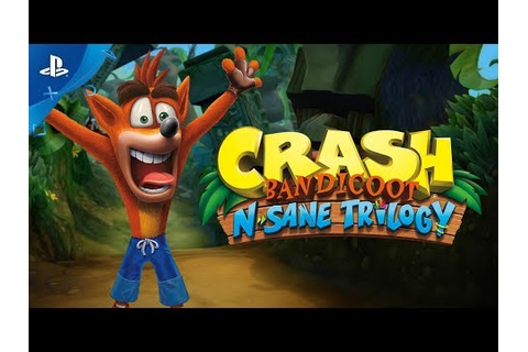 Crash Bandicoot N. Sane Trilogy [PART 1] [LIVE STREAM ...
