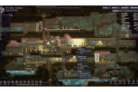 Oxygen Not Included sur Qwant Games