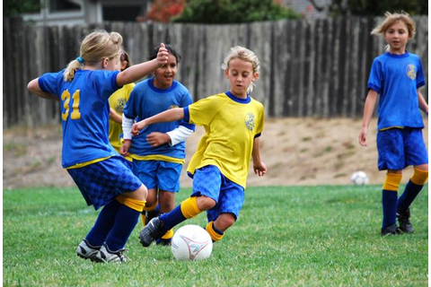 How to Photograph Kids' Soccer Games | Marin Mommies