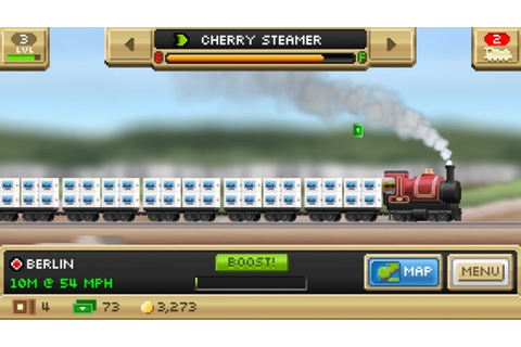 Have A Locomotive Empire In Your Pocket With NimbleBit's ...
