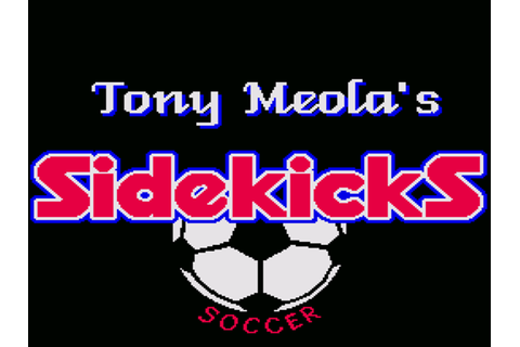 Tony Meola's Sidekick Soccer Screenshots | GameFabrique