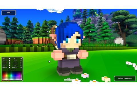 Cube World PC Game Download 32 MB | A2zcrack