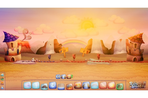 Alchemic Jousts image - Indie DB