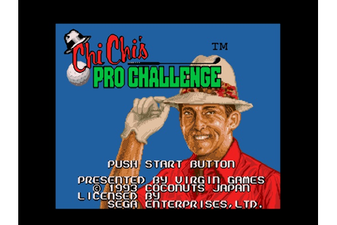 Chi Chi's Pro Challenge Golf (USA) ROM Download