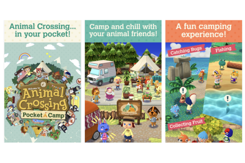Download Animal Crossing: Pocket Camp for Android and iOS ...