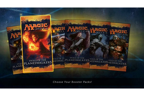 Magic 2014: Duels of the Planeswalkers flaunts new Sealed ...