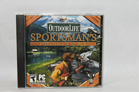 Outdoor Life Sportsman's Challenge PC Game | eBay