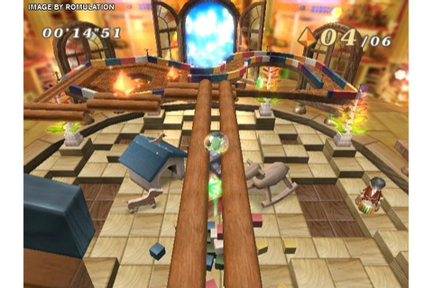 Kororinpa - Marble Mania (USA) Nintendo Wii ISO Download ...