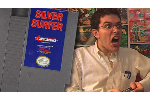 Silver Surfer - NES - Angry Video Game Nerd - Episode 27 ...