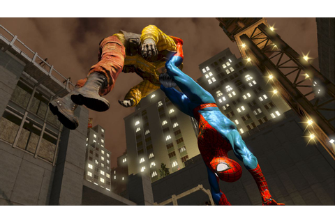 The Amazing Spider-Man 2 screenshots show Kraven the ...