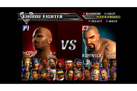 Def Jam Vendetta Gameplay 5 Matches [HD] - YouTube
