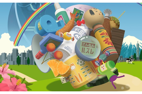 Katamari Damacy Is Rolling Onto The Nintendo Switch This ...
