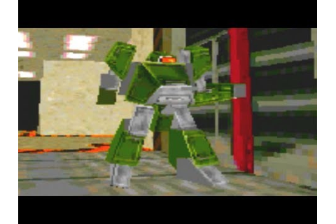 Giant Metal Robots! - Metal Head Video Game Review (Sega ...