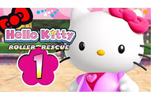 Hello Kitty: Roller Rescue (GCN) - YouTube