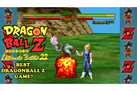 Dragon Ball Z: Ultimate Battle 22 - Best DBZ Game Ever ...