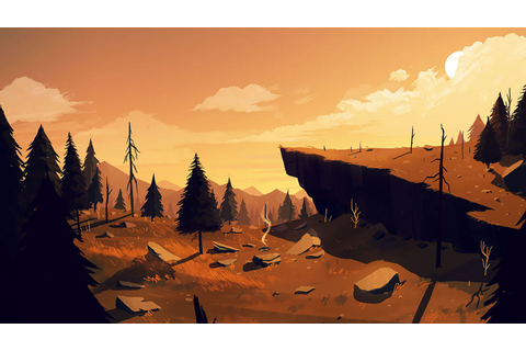 Firewatch review | Polygon