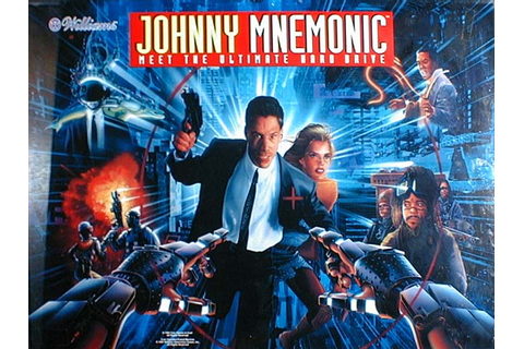 Johnny Mnemonic – PinSound