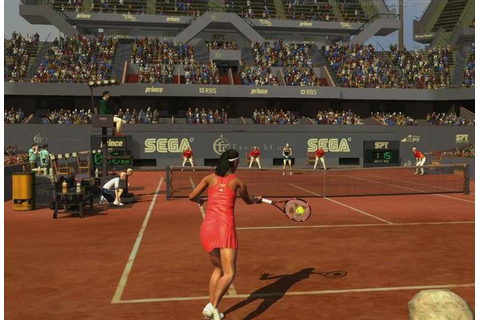 Virtua Tennis 2009 Download Free Full Game | Speed-New