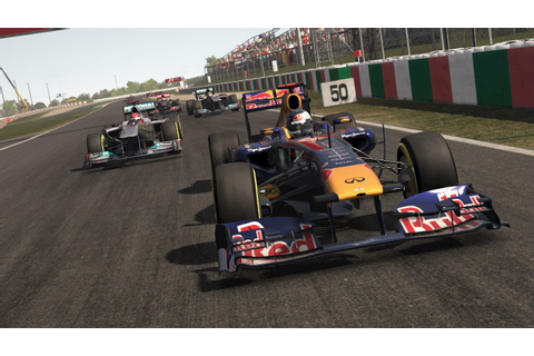 F1 2011 - Codemasters - Racing Ahead