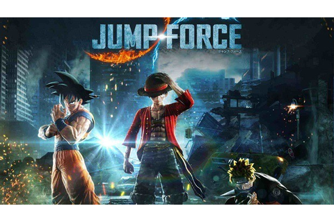Everything You Need to Know About Jump Force Release Date ...