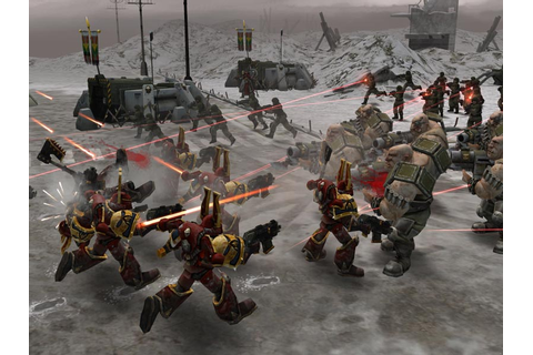Warhammer 40,000 Dawn of War : Online Games Review Directory