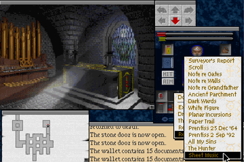 The Legacy: Realm of Terror Details - LaunchBox Games Database