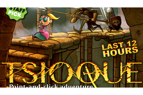 TSIOQUE - An animated 2D adventure game by OhNoo Studio ...