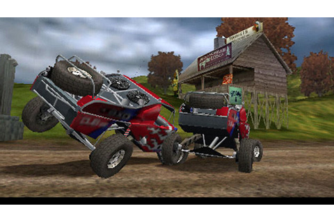 ATV Offroad Fury® 4 Game | PS2 - PlayStation