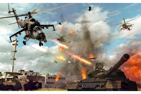 Army Gunship Helicopter Games 3D: Joycity Battle for ...